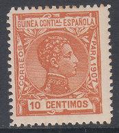 Guinea Sueltos 1907 Edifil 48 ** Mnh - Guinée Espagnole