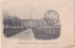 86. Institution Des Sourds-Muets Et Aveugles De LARNAY - Other Municipalities
