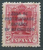 Marruecos Sueltos 1923 Edifil 86 (*) Mng - Spanish Morocco