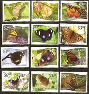 Tonga Niuafo'ou 2012 Yvertn° 321-332 *** MNH Cote 90 Euro Fauna Vlinders Papillons Butterflies - Papillons