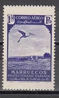Marruecos Sueltos 1938 Edifil 193 * Mh - Marruecos Español