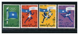 SOMALIA - Giochi Olimpici Roma 1960 - Verano 1960: Roma