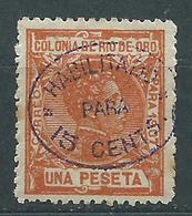 Rio De Oro Sueltos 1908 Edifil 40 (*) Mng - Rio De Oro