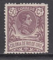 Rio De Oro Sueltos 1909 Edifil 50 ** Mnh - Rio De Oro