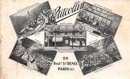 75010 - N°111506 - Paris - Petitcollin - 20 Boulevard St-Denis - Arrondissement: 10