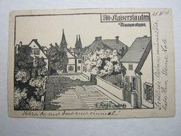 KAISERSLAUTERN , Seltene Karte Um 1905 - Kaiserslautern