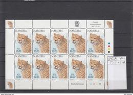 Namibia Michel Cat.No. Sheet Mnh/**  893A - Namibie (1990- ...)