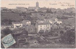 79. ARGENTON-CHATEAU. Vue Générale - Argenton Chateau
