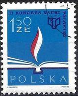 Poland 1973 - Mi 2257 - YT 2103 ( Scientific Congress ) - 1944-.... Republic