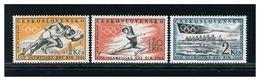 CECOSLOVACCHIA  - Giochi Olimpici 1960  ROMA - - Verano 1960: Roma