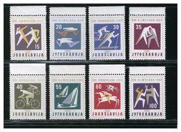 JUGOSLAVIA  - Giochi Olimpici 1960  - ROMA - Verano 1960: Roma