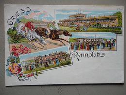 GRUSS RENNPLATZ MULHEIM RUHR HIPPODROME - Deutschland