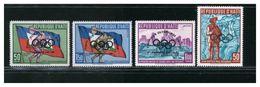 HAITI  - Giochi Olimpici 1960  - SQUAW VALLEY - Invierno 1960: Squaw Valley