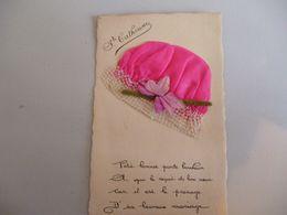 Bonnet Sainte Catherine - Sainte-Catherine