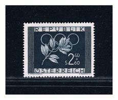 AUSTRIA - Giochi Olimpici 1952 - OSLO - Winter 1952: Oslo