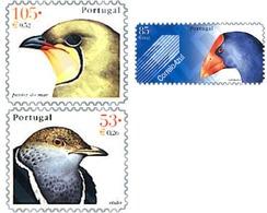 Ref. 86240 * MNH * - PORTUGAL. 2001. BIRDS . AVES - 1910-... République