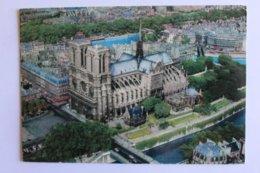Paris  - Notre Dame Cathédrale - 1977 - Notre Dame De Paris