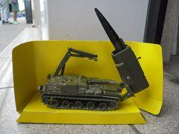 SOLIDO N° 2238 CHAR AMX 30 D PLUTON Lance Missile - Chars