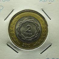 Argentina 2 Pesos 2010 - Argentina