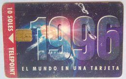 Calendar 1996 - Peru