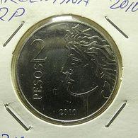 Argentina 2 Pesos 2010 - Argentine