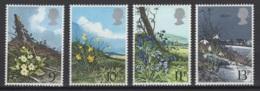 Grande-Bretagne 1979. Y & T N° 884/87, MH.  Cote Y & T  2012 : 2,50 € - Nuovi