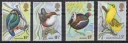 Grande-Bretagne 1980. Y & T N° 922/25, MH.  Cote Y & T  2012 : 3 € - Nuovi