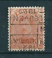 2643 Voorafstempeling Op Nr 135 - LEUVEN 1921 LOUVAIN - Positie D - Préoblitérés