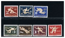 JUGOSLAVIA  - Giochi Olimpici 1956  MELBOURNE - Sommer 1956: Melbourne