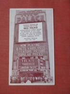 RKO Palace   47 Th Street  New York > New York City     Ref 4192 - Manhattan