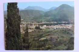 Quillan - Vue Générale Panoramique - France