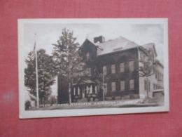 - New York > Adirondack Mts  High School Cornith      Ref 4192 - Adirondack