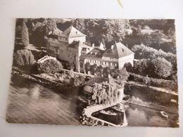 Lugrin  Tourronde Chateau De La Duchesse De Vendome - Lugrin