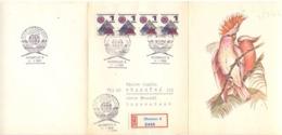 CECOSLOVACCHIA OLOMOUC REGISTRED MAIL SPECIAL POSTMARK 1980 (GIUGN200299) - Cartas
