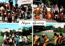 CPM - NIGERIA - SALUTATION De .... - Edition Viewcards Ltd - Nigeria