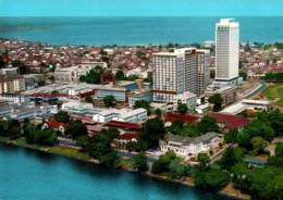 CPM - LAGOS - LA VILLE ... (Vue Gale) - Edition Viewcards Ltd - Nigeria