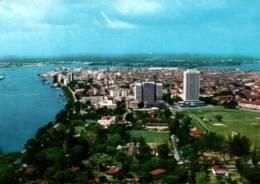 CPM - LAGOS - VUE AERIENNE De La VILLE ...  - Edition Viewcards Ltd - Nigeria
