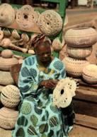 CPM - NIGERIA OCCIDENTAL - GOURDIER ... - Edition Photo Jackie Phillips - Nigeria