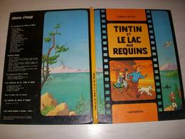 BD Les AVENTURES De TINTIN - TINTIN Et Le LAC Aux REQUINS - HERGE - CASTERMAN - Tintin
