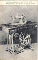 """""""La Machine à Coudre """"Hacheveteco"""" - Etablissements Henri Vibert Truchon & Cie - Usine De Vienne - Vienne"""