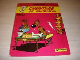 BD Lucky LUKE 41 - L'Héritage De Rantanplan - Morris Goscinny - Lucky Luke