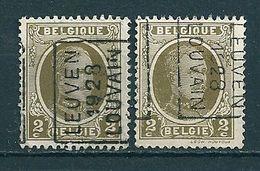 4171 Voorafstempeling Op Nr 191 - LEUVEN 1928 LOUVAIN - Positie A & B - Préoblitérés