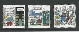 2019 ZNr 1726-1728 (2003) - Used Stamps