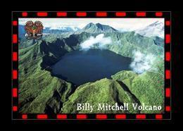 Papua New Guinea Billy Mitchell Volcano New Postcard Papua-Neuguinea AK - Papua New Guinea