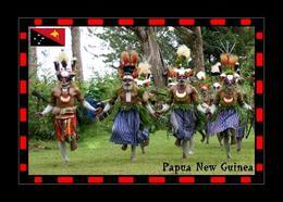 Papua New Guinea People Dancers New Postcard Papua-Neuguinea AK - Papua New Guinea