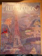 Illustration Clarté Que De Paris 1951 Prestige Plan 1620 Jardin Artisanat Chanson Lautrec Gourmets Mistinguett Chevalier - Periódicos