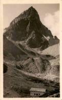 Hütte In Den Bergen - Fotografiert Von J. Feuerstein, Photograph, Schuls - Tarasp - GR Grisons