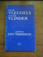 Gedichten  EDDY  TIMMERMANS  --- HEIST --op --den  -- BERG - Poesia
