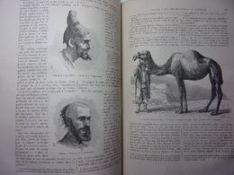 Edouard Charton Le Tour Du Monde, Nouveau Journal Des Voyages. 1869 - Livres, BD, Revues