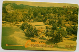 16CSLA  Coast - Saint Lucia
